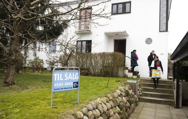 Liggetider snyder boligkøbere