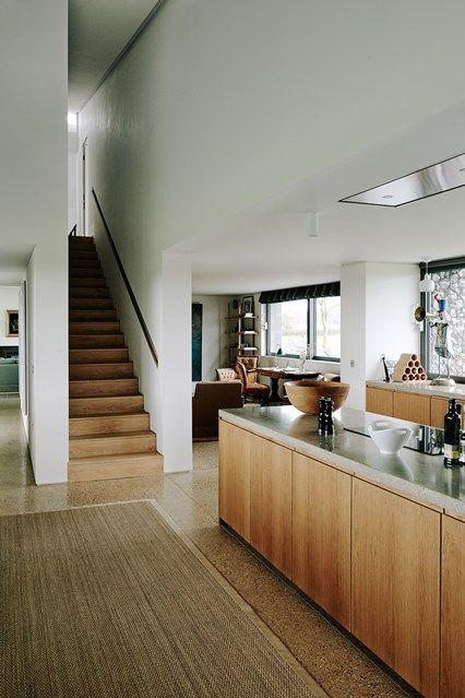 Kitchen flint house