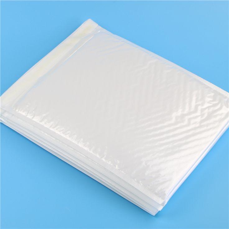 """10 יח'\אריזה, 260*300 מ""""מ הלבן פולי פלסטיק מיילר מעטפת בועת לדיוור"""
