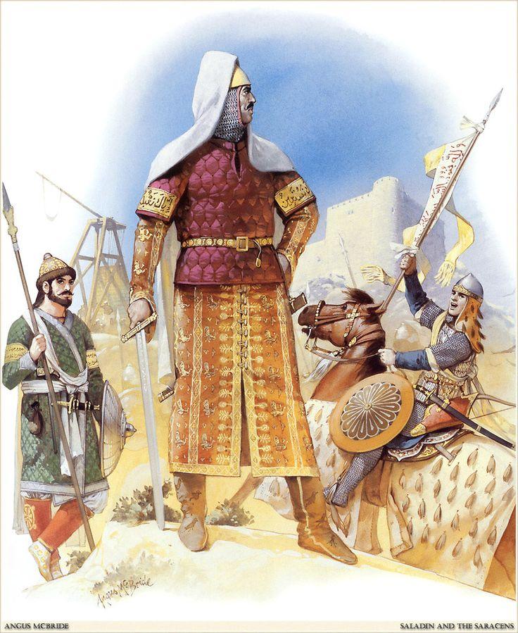 Saladin by Byzantinum