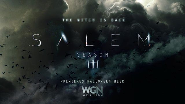 WGN America announces Salem season 3's premiere date with a teaser trailer. #salem