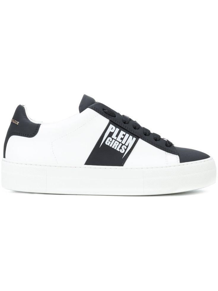 PHILIPP PLEIN | Plein Girls sneakers #Shoes #PHILIPP PLEIN