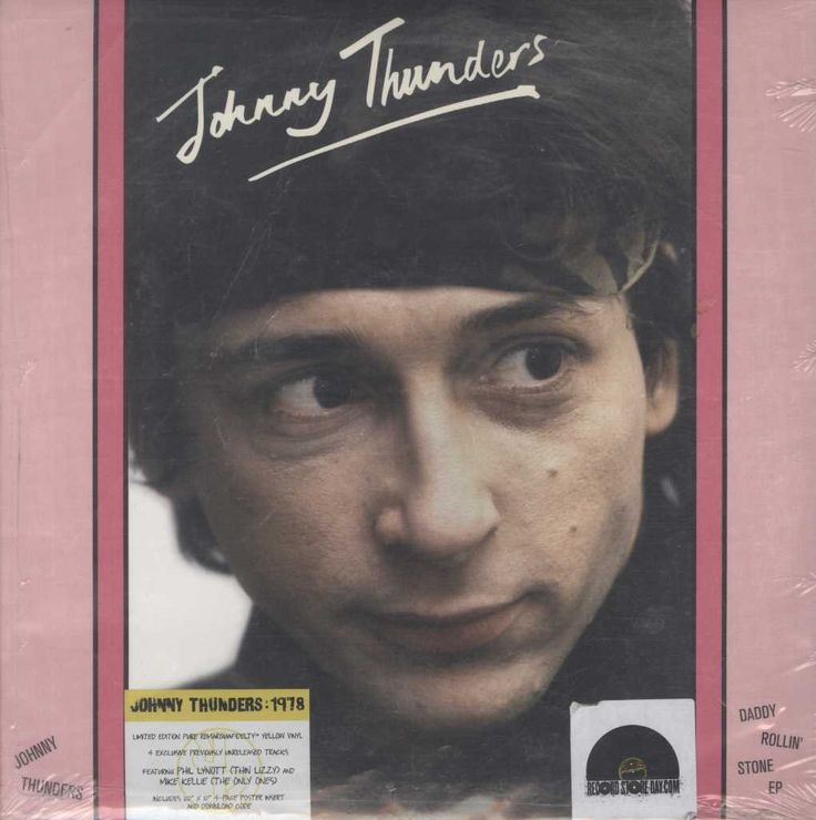 Johnny Thunders - Daddy Rollin' Stone
