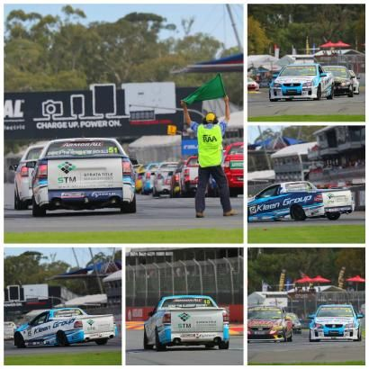 We just want to give a big shout out to Team Kleen Racing for all your support at the Official Clipsal 500 Adelaide. Can you spot our logos in the pictures? Photo credit: http://fb.me/3zyBPnnJu