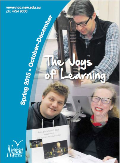 Spring Courses 2015