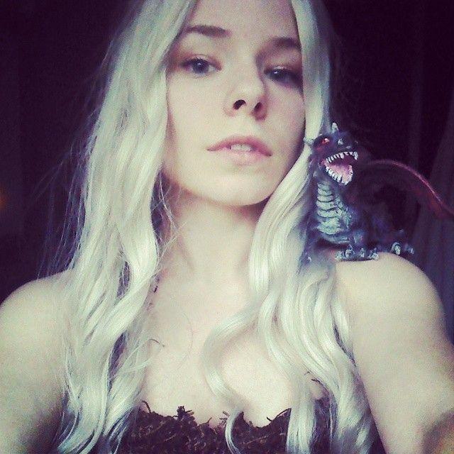 Daenerys cosplay by Ariel Pippi