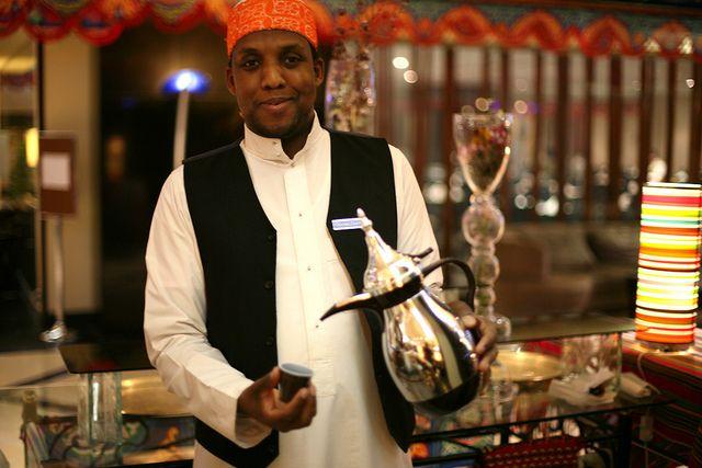Papo Sheik: O café árabe