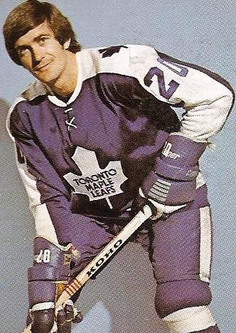 Claire Alexander was an offensive defenseman who played for the Toronto Maple Leafs and briefly with the Vancouver Canucks.