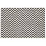 Grey Chevron Carpet