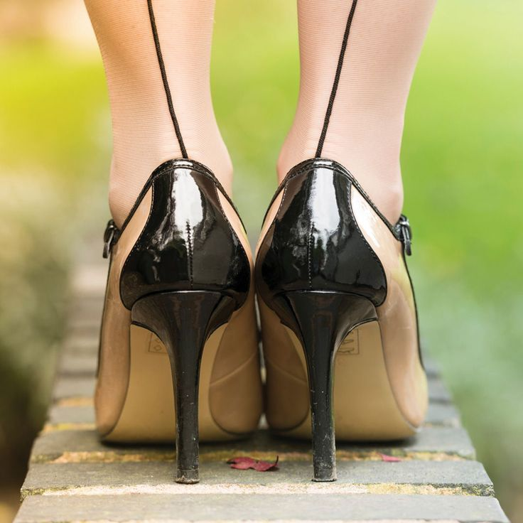 Joie Foster discovers how hanging up her stilettos for good helped her embrace aging gracefully, inside Bella Grace Issue 15.