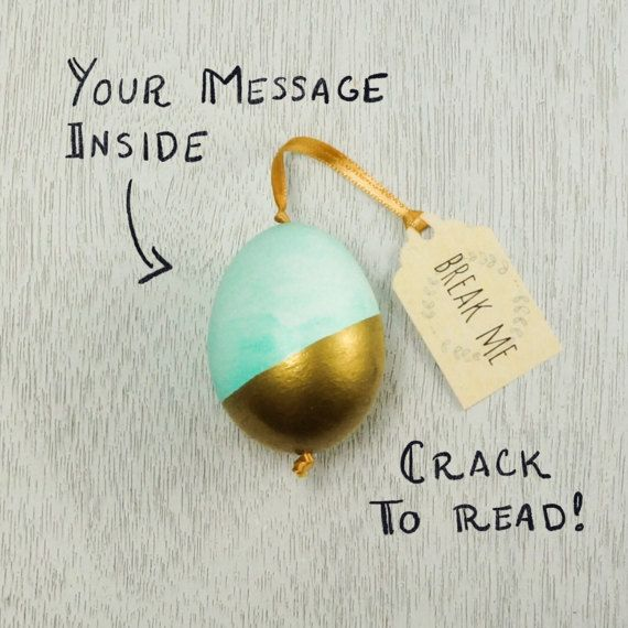 Secret Message Egg//Crack To Read//Ask Bridesmaid//Bday Greeting Card//BFF Cards//Birthday Card Sister//Card for New Mom//Mothers Day Card