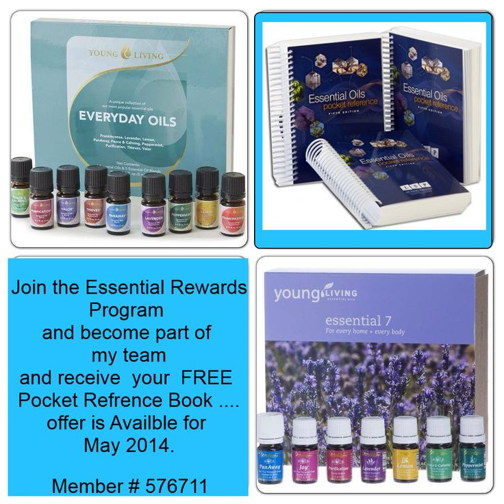 Join my team at Young Living :)