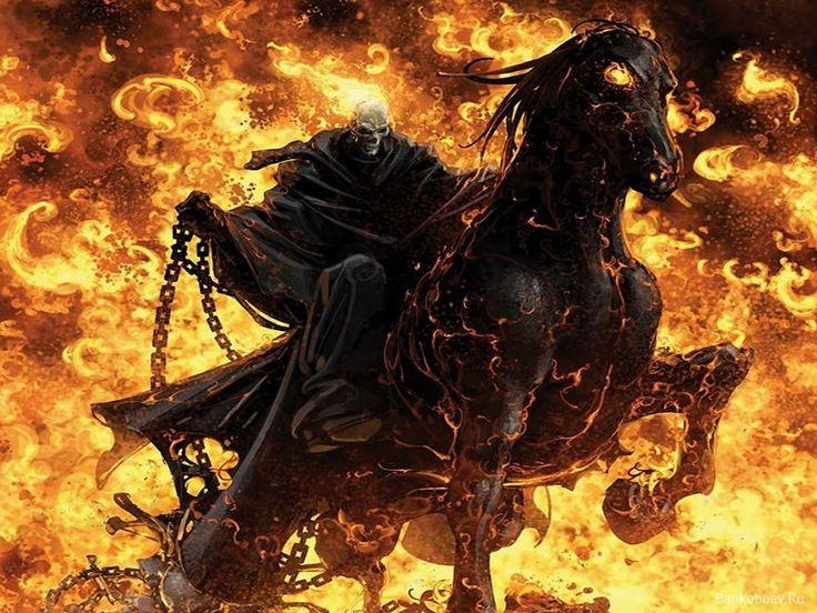 ghost rider | Ghost rider fire skull wallpaper
