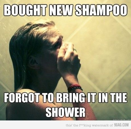 the worst! first world problems