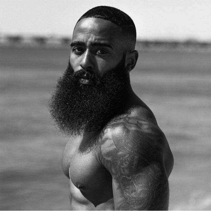 Best 25 Haircuts With Beards Ideas On Pinterest: 25+ Best Ideas About Black Men Beards On Pinterest