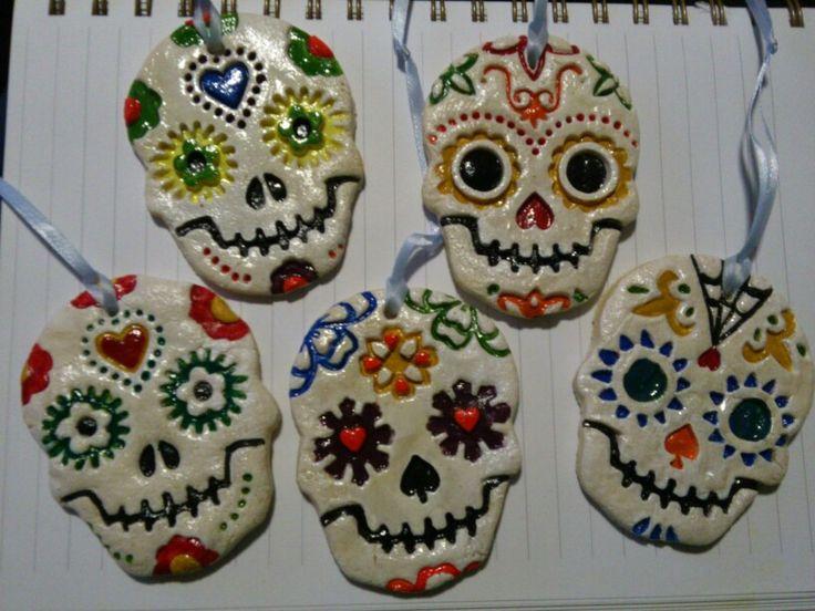 3084 Best Dia De Los Muertos Images On Pinterest Sugar