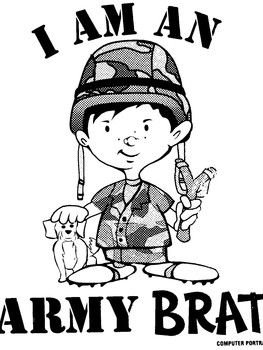 Growing up in the Army
