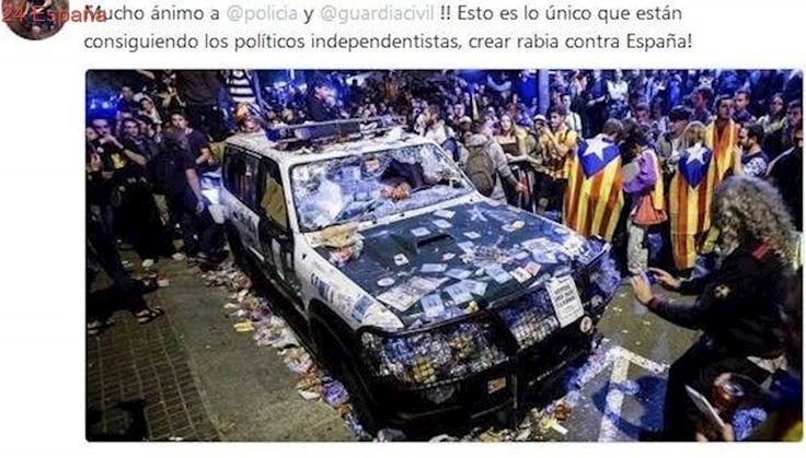 """Roberto Soldado critica a los políticos independentistas: """"Crean rabia contra España"""""""