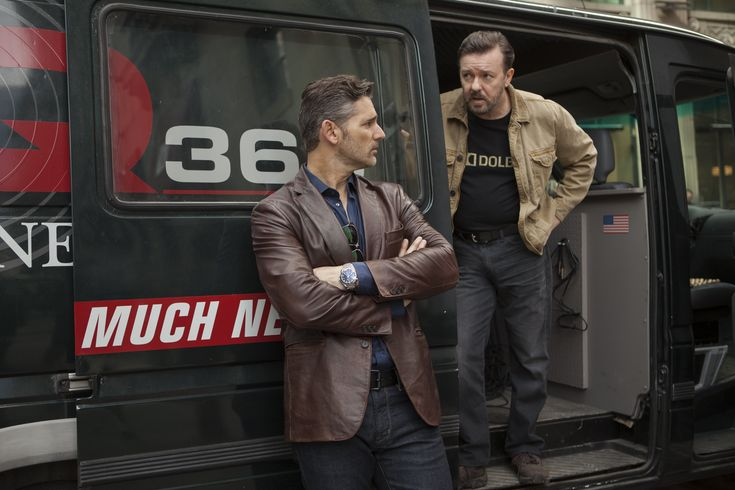 Ricky Gervais' Special Correspondents gets a release date. Pics & details here