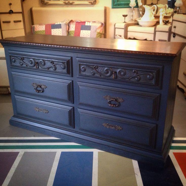 17 best ideas about napoleonic blue on pinterest annie sloan paint colors chalk paint colors. Black Bedroom Furniture Sets. Home Design Ideas