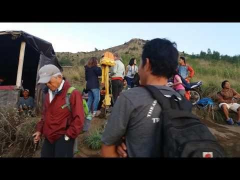 Bali Sunrise Trekking | Mount Batur Volcano Bali 2016 - YouTube