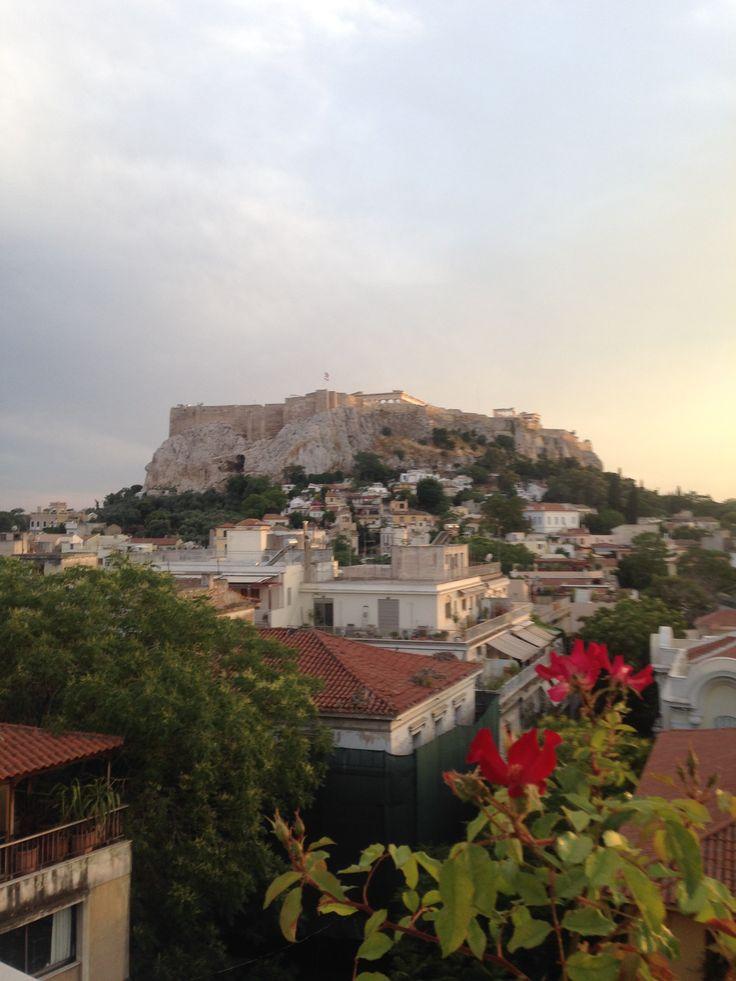 Acropolis; Athens, Greece