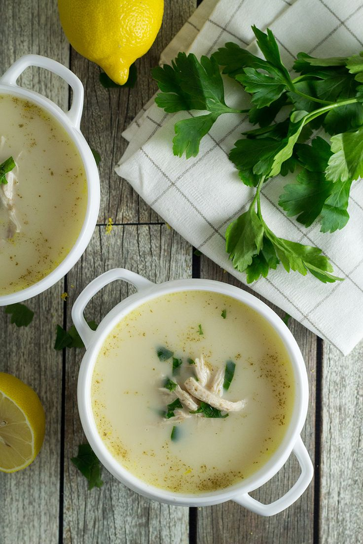 This Greek Lemon Rice Soup, called Avgolemono, is both light and creamy and flavorful. Use Mahatma White Rice to complete this recipe that is sure to brighten up your day.