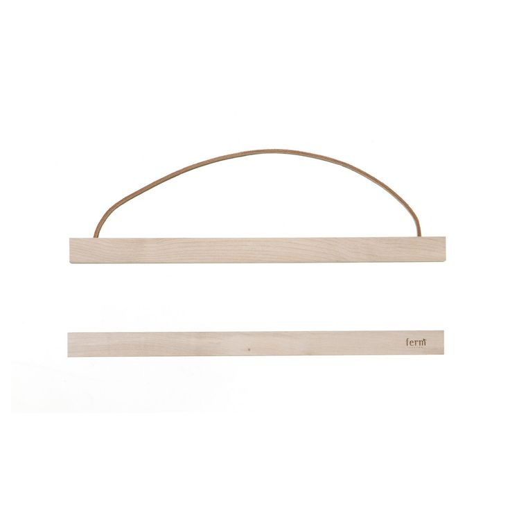 Wooden Frames in Maple - Small