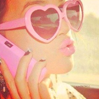 Pink Pink Pink, Shades, Pink Heart, Pink Princess, Pink Lips, Pinkpinkpink, Phones Cases, Girly Girls, Heart Sunglasses