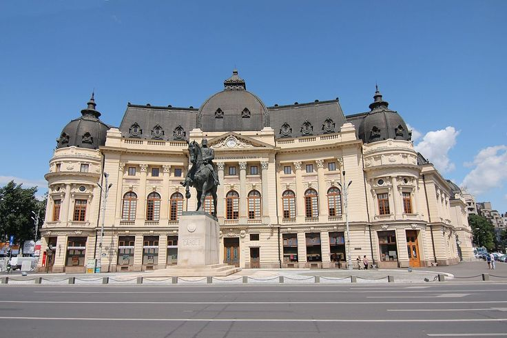 Library of Bucharest University