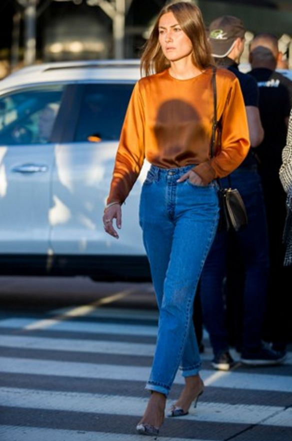 """""""Calling Time On Skinny jeans"""" by Julia Hobbs  """"In Vogue's February 2016 issue Julia Hobbs explains why you should ditch your stretch  denim for an original fit. You'll have a friend for life, she promises"""" Via  http://www.vogue.co.uk/fashion/trends/2016-spring-summer/calling-time-on-skinny-jeans"""