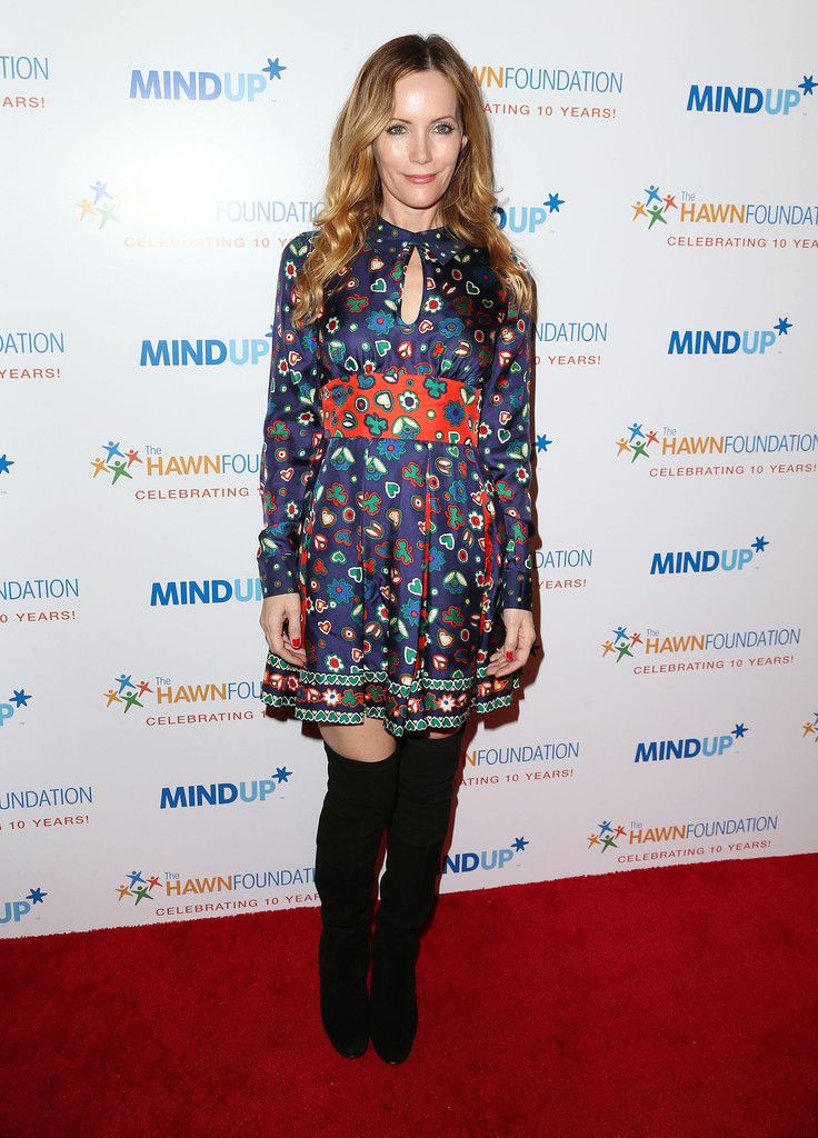 """Leslie Mann  - Goldie Hawn's Inaugural """"Love In For Kids"""" Benefiting The Hawn Foundation's MindUp Program"""