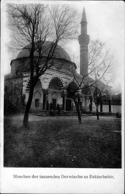 Eskisehir Mevlevihanesi(Kursunlu Camii)