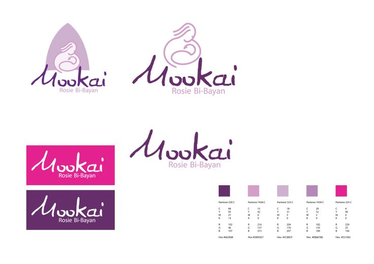From old to new.  Mookai Rosie a Indigenous Child Maternal Centre in Cairns asked us to rejuvenate their brand. WE come up with a great concept from their old brand and it's a hugely successful and recognisible  brand now.