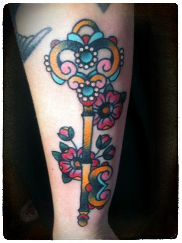 25 best ideas about key tattoos on pinterest key tattoo