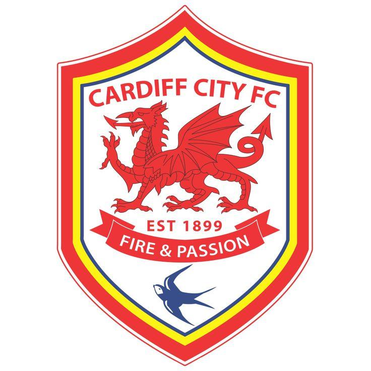 Cardiff City Football Club Logo