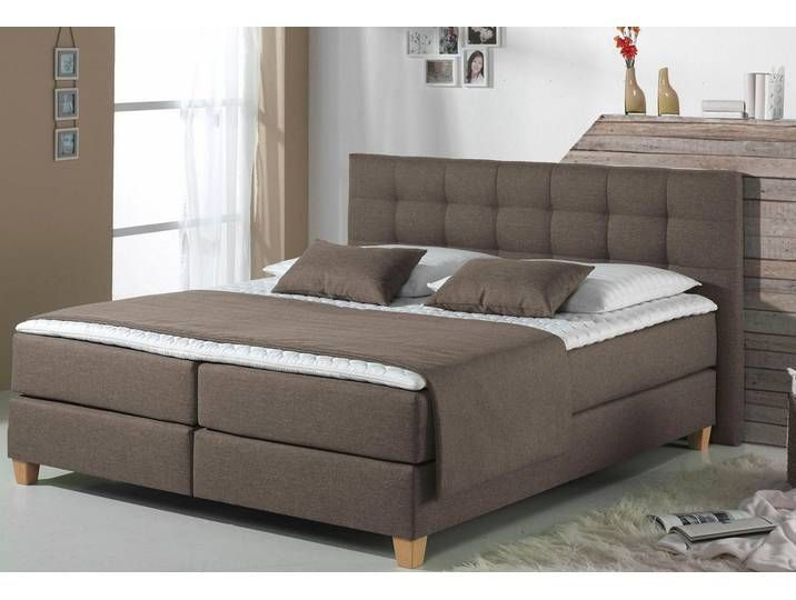 Home Affaire Boxspringbett Tommy Inkl Kaltschaumtopper 5
