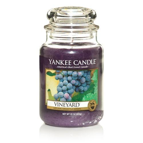 Yankee Candle Vineyard