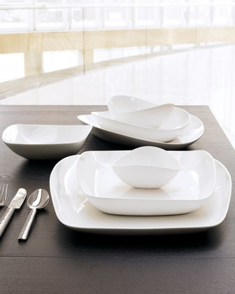 """Seven Easy Pieces"" Set by Donna Karan Home at Neiman Marcus."