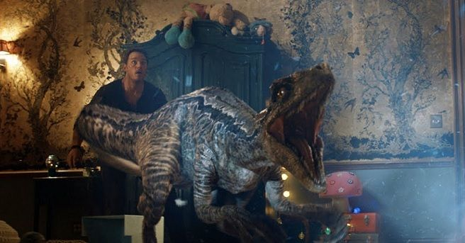 Review Jurassic World Fallen Kingdom Jurassic Fan In 2019