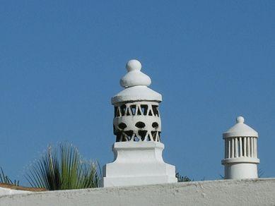 Kamine - Alte Statussymbole der Algarve? - portu.ch