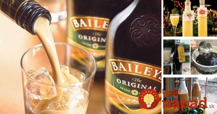 Vyskúšajte napríklad orechový, kávový, vaječný, karamelový alebo pravé domáce Baileys. Je to tiež skvelý tip na skutočne výnimočný darček pre vašich drahých.