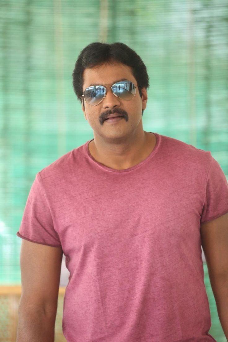 awesome Actor Sunil latest stills