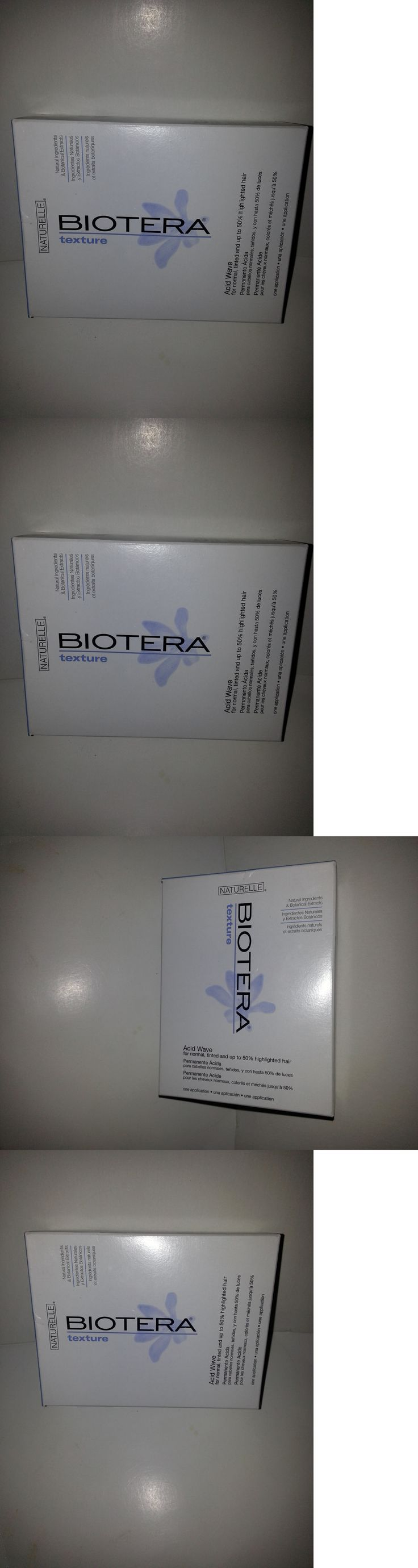 wholesale Hair Care: 24 Biotera Texture Acid Wave:Perm:Normal,Tinted Hair:1 Application:Naturell -> BUY IT NOW ONLY: $71.99 on eBay!