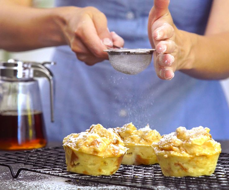 French Toast Muffin Cups | GoodNes