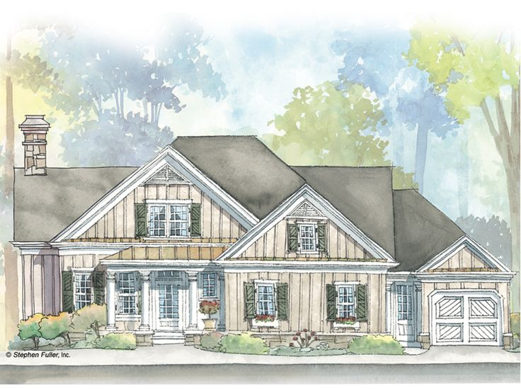 17 Best Images About House Plan Favorites On Pinterest