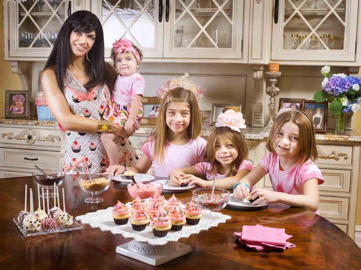 teresa giudice COOKING   ... Day with Teresa Giudice   Food, Recipes & Chefs – The Dish@Plated