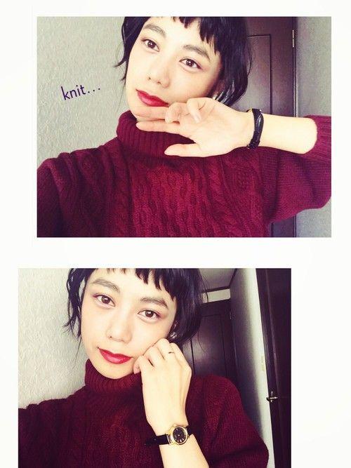 IZUMI│GUのニット・セーターコーディネート-WEAR