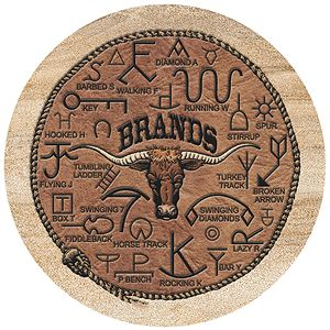 Desert Canyon Gifts Presents A Variety Of Western Lifestyle Coasters Old Western Decorwestern