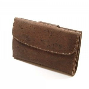 Artelusa Vegan Brown Wallet